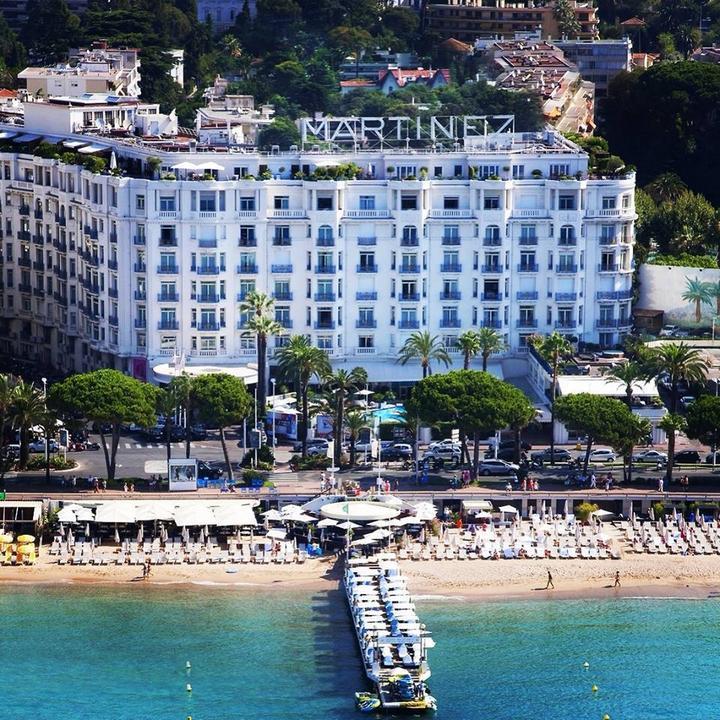 Najbardziej luksusowe hotele na wiecie biznes for Hotel martinez cannes tarifs chambres