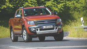 Ford Ranger - test 100 000 km