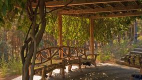 DIY: Drewniana altana ogrodowa