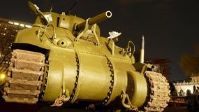Czołgi na ulicach Warszawy, trwają mistrzostwa świata w World of Tanks