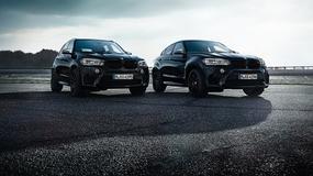 Limitowane BMW X5 M i X6 M – Ciemna strona mocy