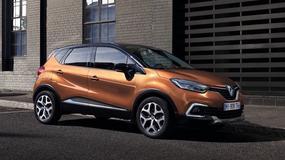 Renault Captur po liftingu od 56 900 zł