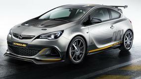 Opel Astra OPC Extreme w Genewie