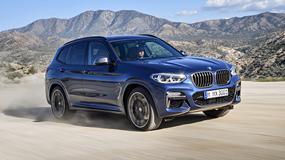 BMW X3: trzecia generacja za 188 tys. zł