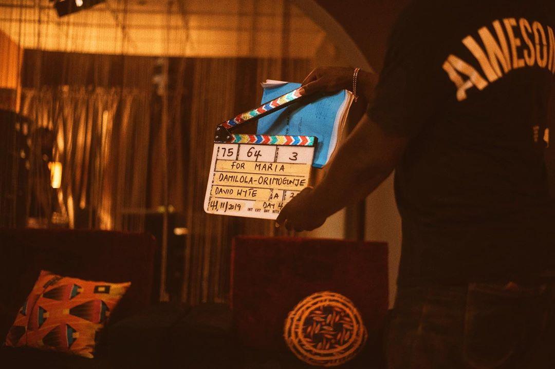 Damilola Orimogunje talks making 'For Maria', a film on postpartum  depression [ARTICLE] - Pulse Nigeria