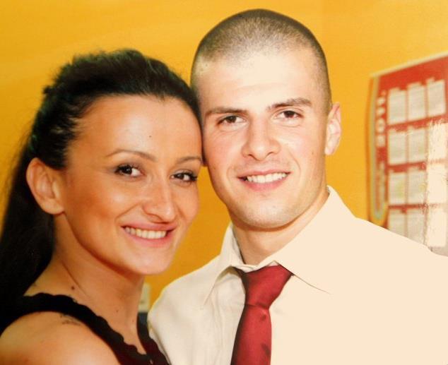 Andreana Čekić i Dejan
