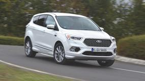 Ford Kuga po face liftingu