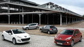 Odświeżony Peugeot 207
