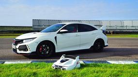 Honda Type R – kosiarka dla maniaków