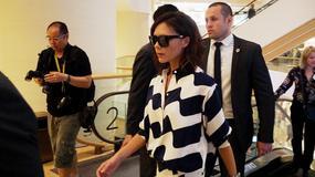 Victoria Beckham w skromnej stylizacji. Wygląda naprawdę dobrze
