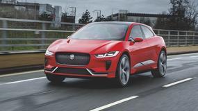 Jaguar I-Pace - pierwszy elektryczny Jaguar