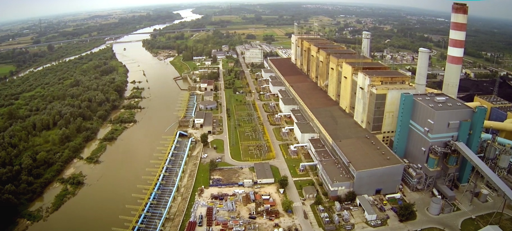 Znalezione obrazy dla zapytania połaniec elektrownia