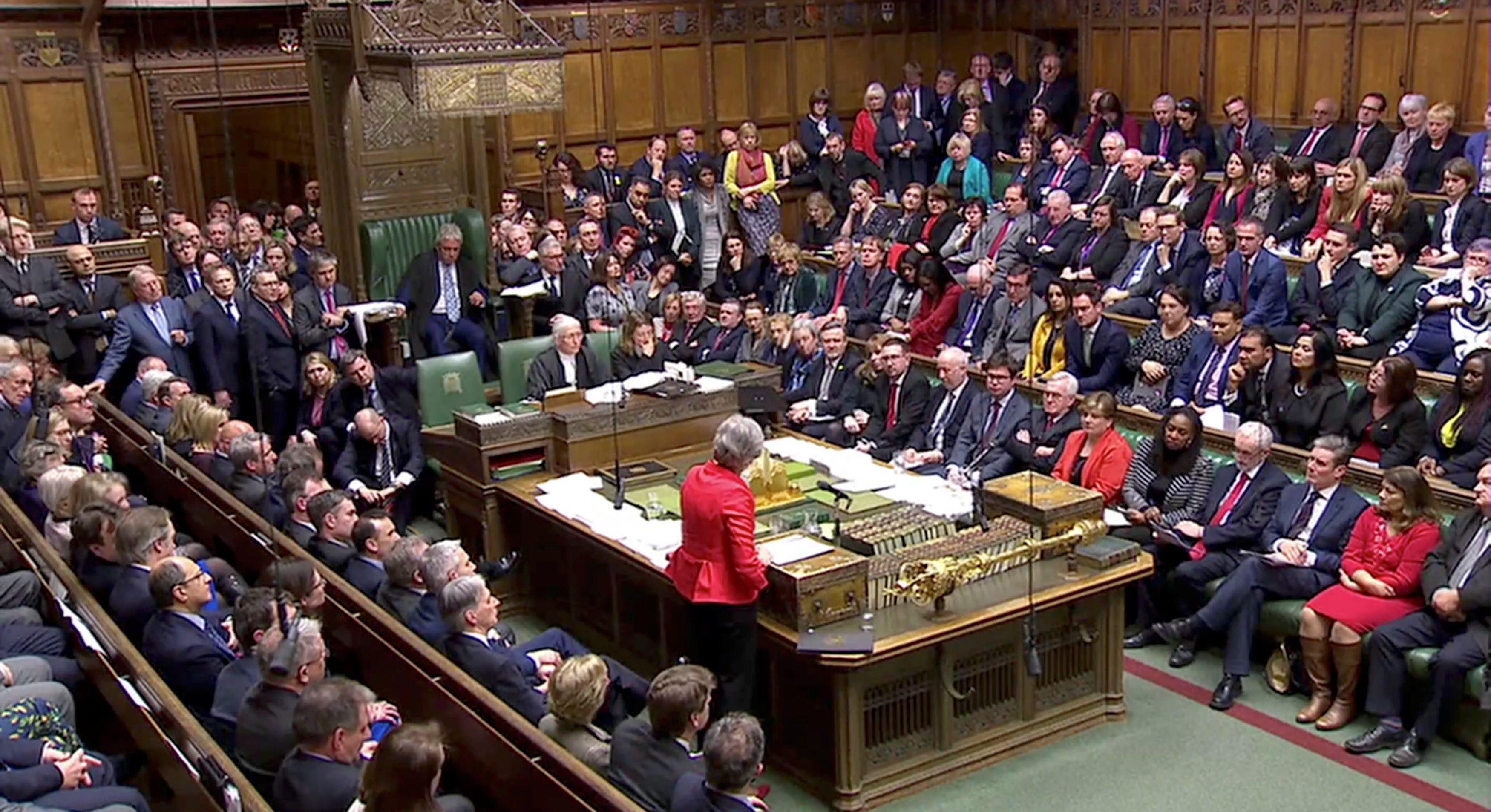 Wielka Brytania nie chce opuszczać UE bez umowy
