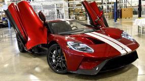 Ford Performance rozpoczyna dostawy modelu GT
