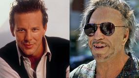 Jak zmienił się Mickey Rourke - najseksowniejszy aktor lat 80-tych