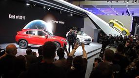Nowości Mitsubishi na Genewa Motor Show 2017 | Galeria zdjęć