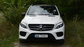 Mercedes GLE 500e – ciężki, duży, lecz oszczędny | TEST