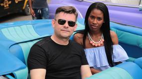 Zenon Martyniuk kręci teledysk z 22-letnią kubańską modelką