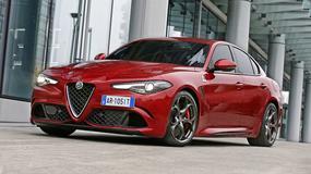 Alfa Romeo Giulia – mocna i wysokoprężna