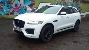 Jaguar F-Pace 3.0 AWD – luksus na sterydach | TEST
