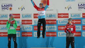 MŚ w Lahti: Piotr Żyła z brązowym medalem na dużej skoczni