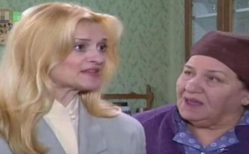 Zlata Numanagić i Radmila Savićević u seriji