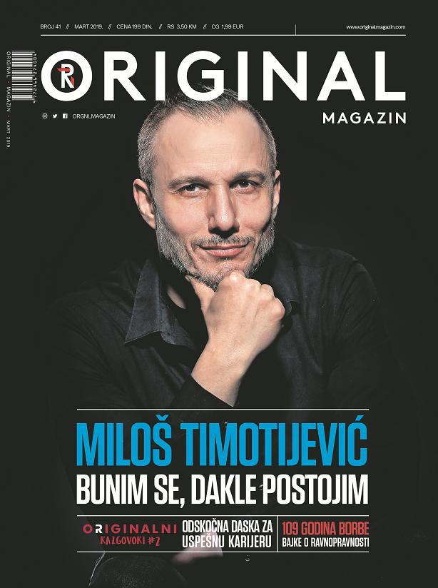 Novi broj magazina Original
