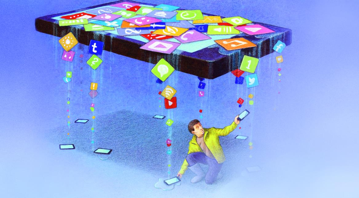 Aplikacje do podłączania iPhoneów 2013