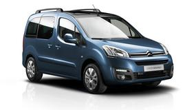 Citroen Berlingo po face liftingu - zobacz