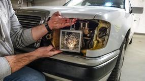 Nowy zamiennik czy oryginalny reflektor po regeneracji - który będzie lepiej świecić?