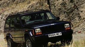 Jeep Cherokee XJ (test używanego)