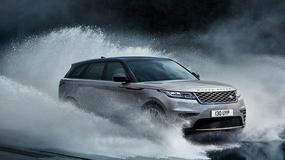 Genewa 2017: Range Rover Velar już oficjalnie