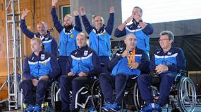 "FOTO ""BLIC"" Šampionsko druženje paraolimpijaca sa navijačima"