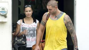 Adriana Lima nie wróci do męża. Wybrała mięśniaka