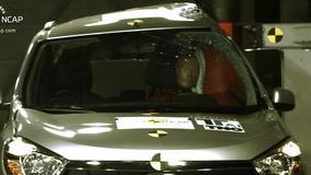 Euro NCAP: czy Dacia oszczędza na bezpieczeństwie?