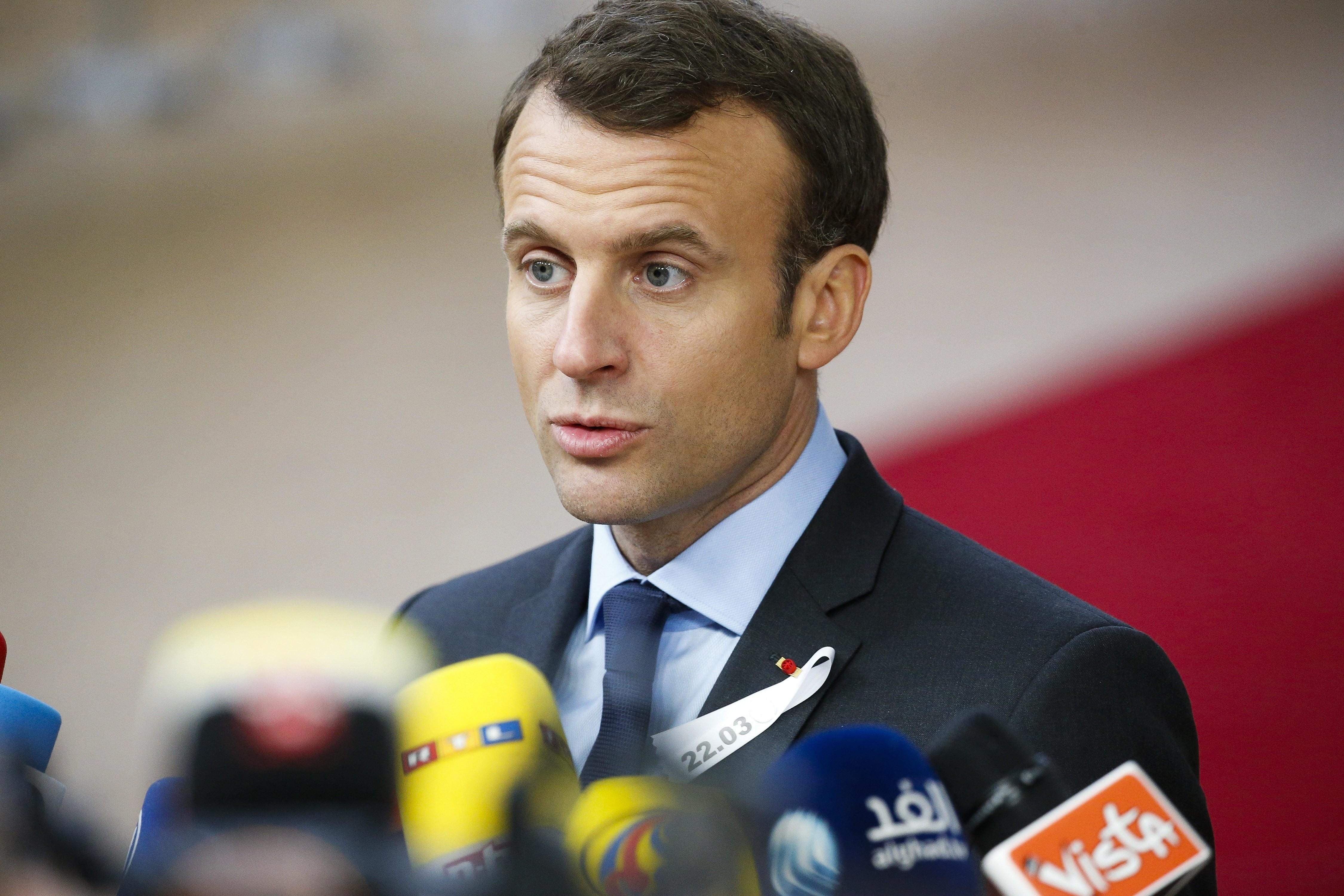 b12e0a0c5034ef Emmanuel Macron: kilka państw, w tym Niemcy i Francja, odpowie na atak na  Skripala - Wiadomości
