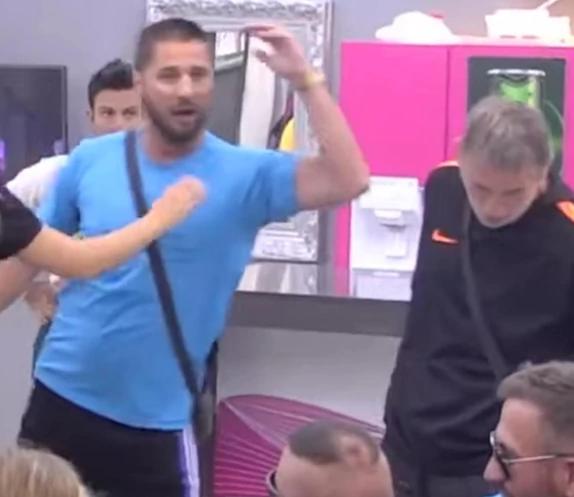 Marko Miljković i Lepi Mića