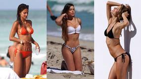Gorące brazylijskie modelki w bikini