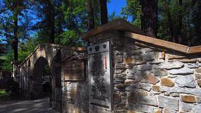Polska - Zakopane - Cmentarz na Pęksowym Brzyzku