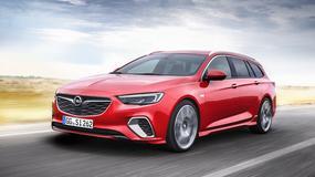Opel Insignia GSi Sports Tourer – dynamiczne kombi