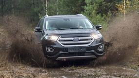 Nowości Forda z napędem 4x4