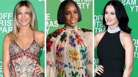 Kelly Rowland w kwiecistej sukience czy elegancka Katy Perry: która z nich wyglądała lepiej na premierze filmu?