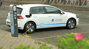 Auta z napędem elektrycznym stają się coraz popularniejsze