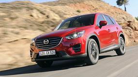 Mazda CX-5 - Poprawiony bestseller