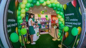 20. rocznica otwarcia pierwszej stacji BP w Polsce