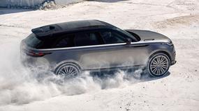 Range Rover Velar – czwarty w gamie