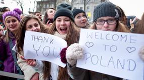 Justin Bieber w Polsce. Fanki już czekają