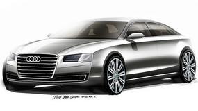 Tak wygląda najnowsze Audi A8
