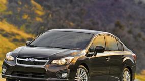 Subaru Impreza po nowemu i ładniejszemu
