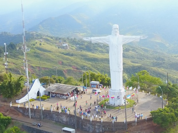 Cristo Rey, Colombia [sellfy]